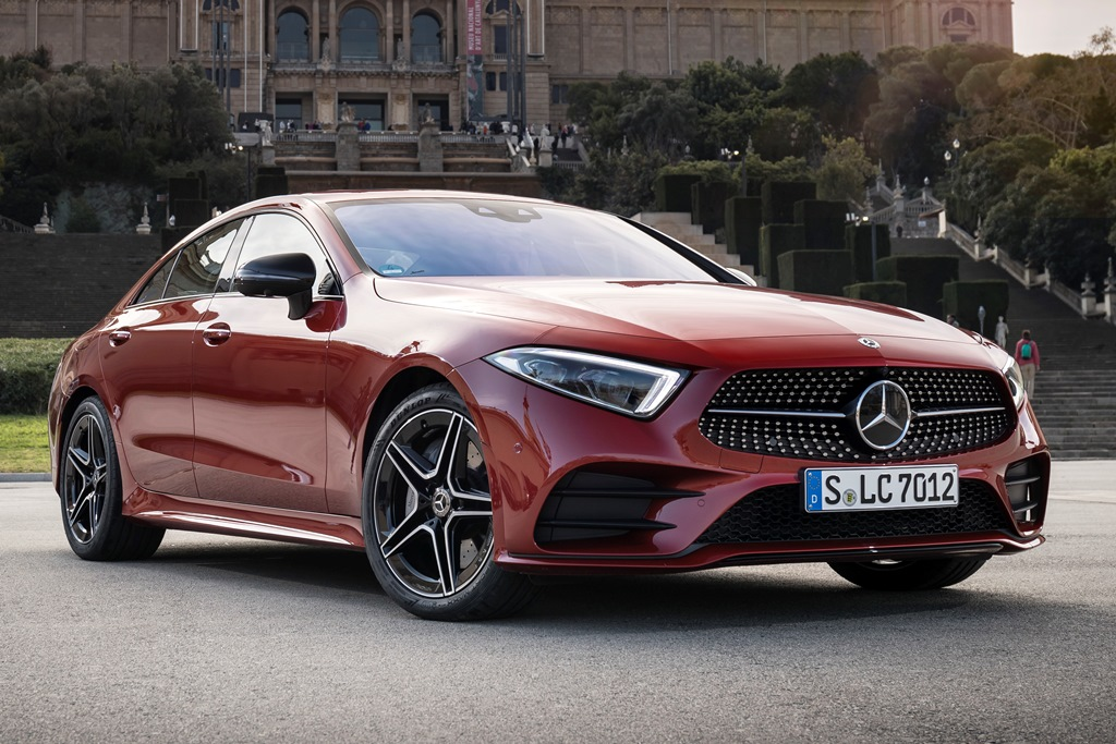 MERCEDES CLS COUPE